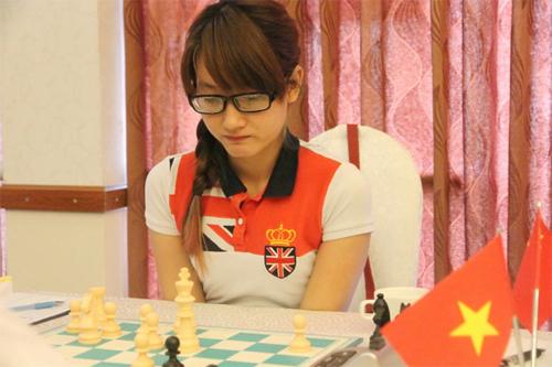 Hot girl cờ vua Kim Phụng vô địch châu Á: Thêm quà bất ngờ