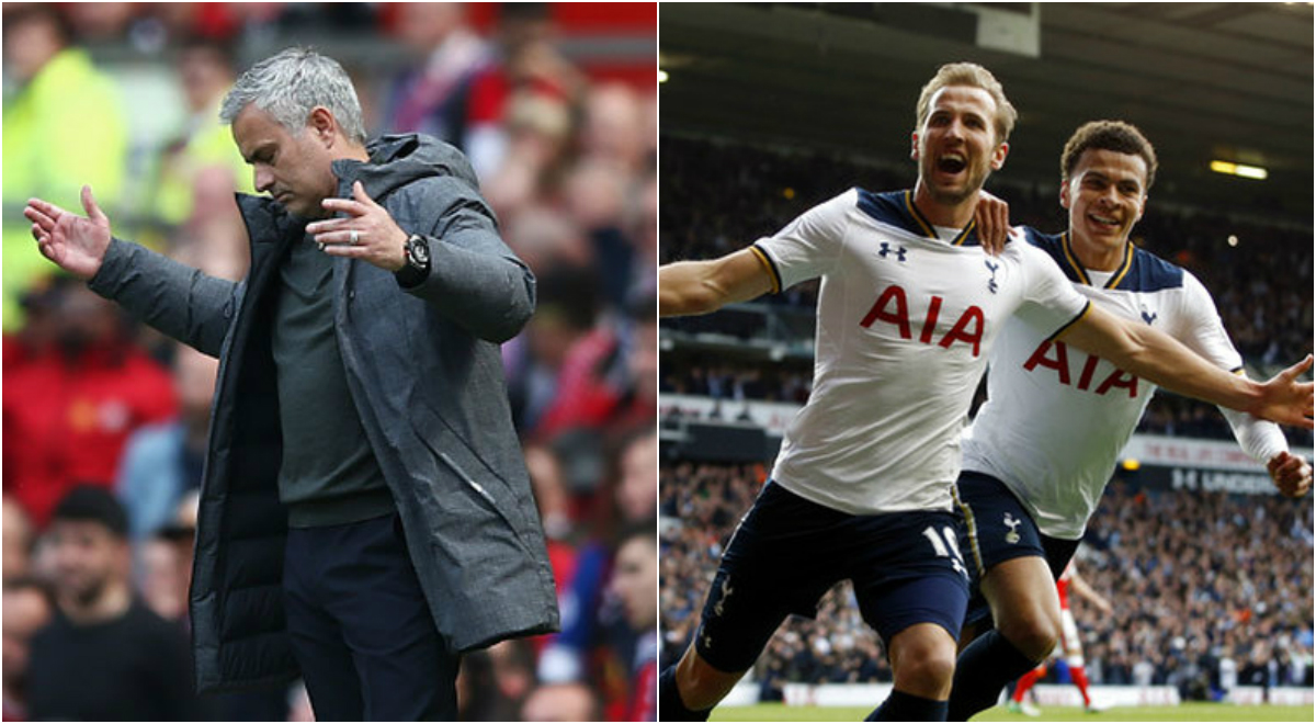 Điểm tin sáng 01/5: Mourinho ngao ngán phá kỉ lục; Spurs kết thúc 22 năm tủi nhục trước Arsenal