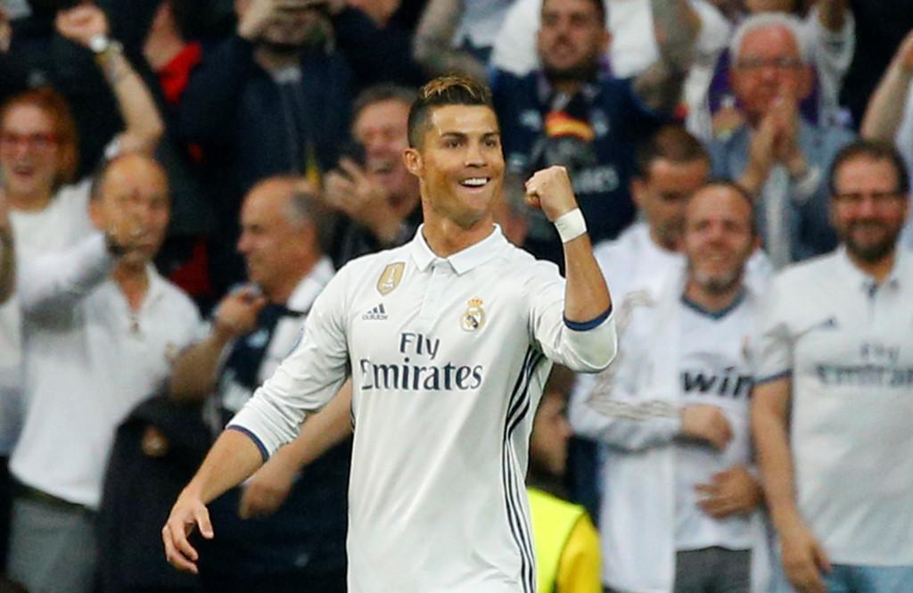 Chấm điểm trận Real 3-0 Atletico: Bái phục trước màn trình diễn Ronaldo
