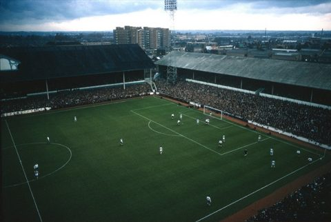White Hart Lane sau 118 năm nhìn lại