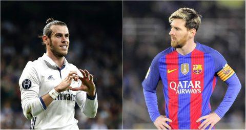 """TIN CHUYỂN NHƯỢNG 17/05: Bale """"tỏ tình"""" với MU; Messi lật kèo Barca"""