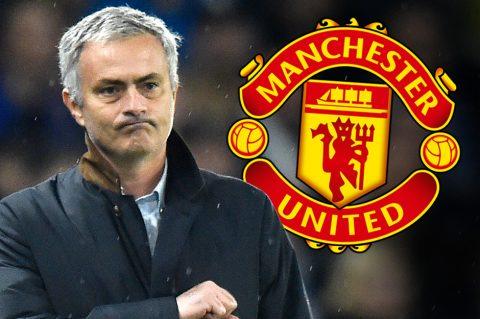 """MU – Mourinho gánh cả nước Anh, Real & Barca """"ngả mũ"""""""