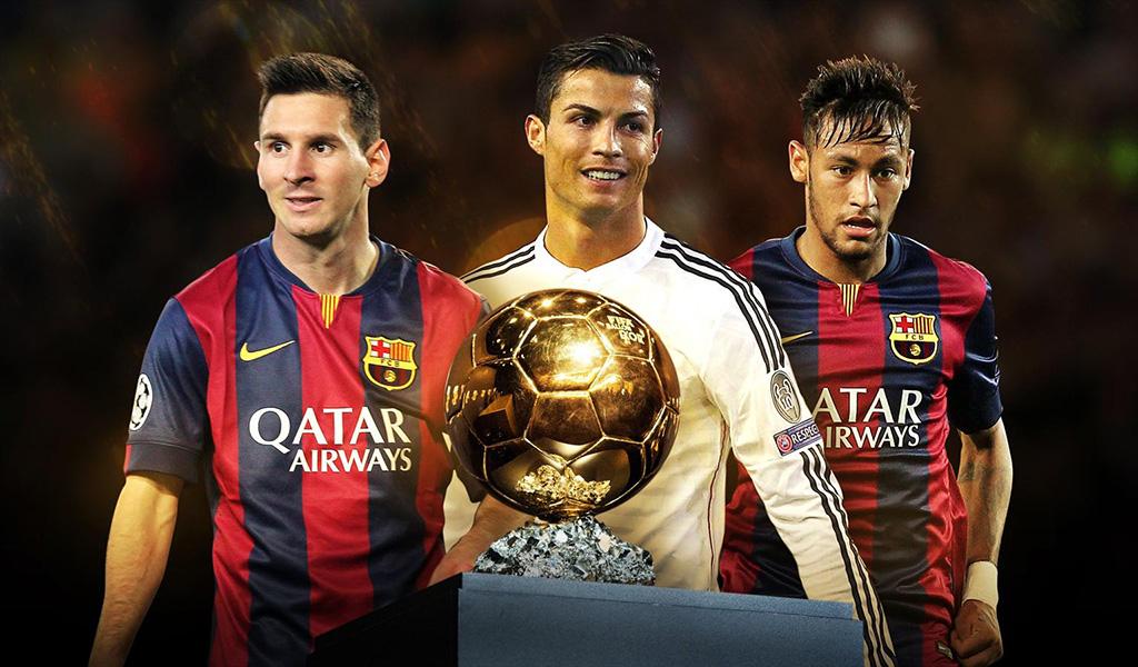 NÓNG: Messi và Neymar bị gạch tên khỏi danh sách Quả bóng vàng 2017?