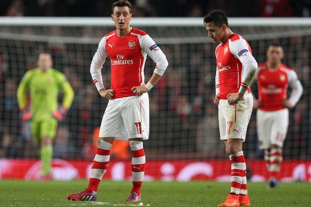 Arsenal đưa ra quyết định cuối cùng về Sanchez, Ozil