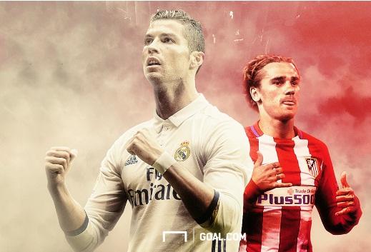 Griezmann giá 100 triệu euro thì Ronaldo sẽ có giá bao nhiêu?