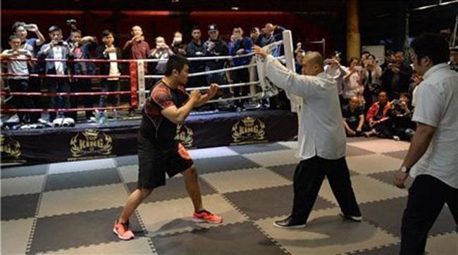 'Cuồng nhân' MMA Từ Hiểu Đông bị cảnh sát triệu tập