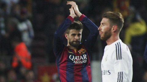 10 hậu vệ xuất sắc nhất thế giới: Pique vượt mặt Ramos