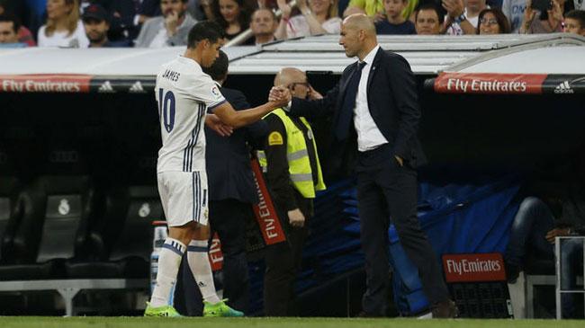 """Real đồng ý bán James, kích hoạt """"bom tấn"""" Bale 2.0"""