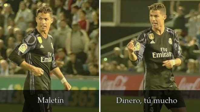SỐC: Nghi án Ronaldo 'môi giới' Celta Vigo bán độ Real