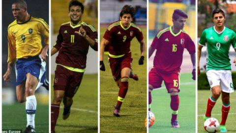 Bùng nổ tên 'Người ngoài hành tinh' Ronaldo tại U20 World Cup