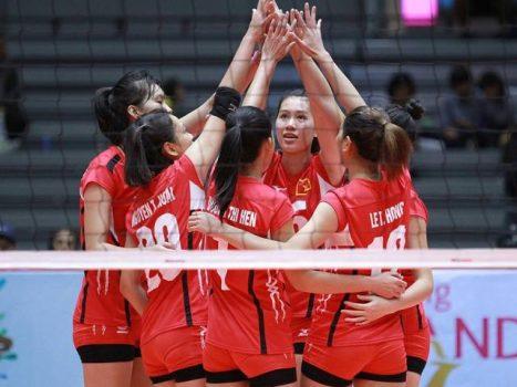 Tấm HCĐ châu Á lịch sử của bóng chuyền trẻ nữ Việt Nam