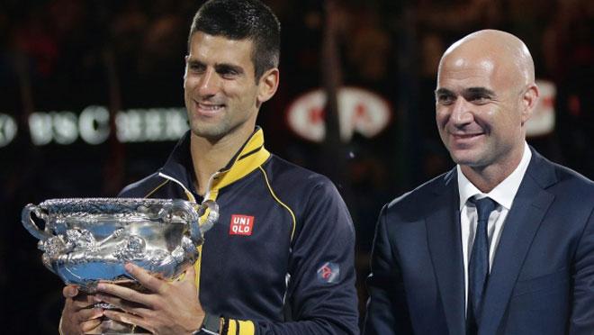 Tin thể thao HOT 25/5: Djokovic lên kế hoạch lâu dài với Agassi