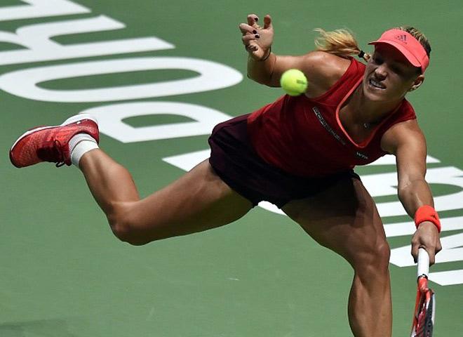 Roland Garros: Mỹ nhân tennis lâm nguy, thời của cơ bắp