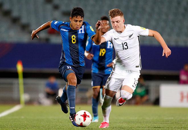 U20 Honduras e sợ sức mạnh của U20 Việt Nam
