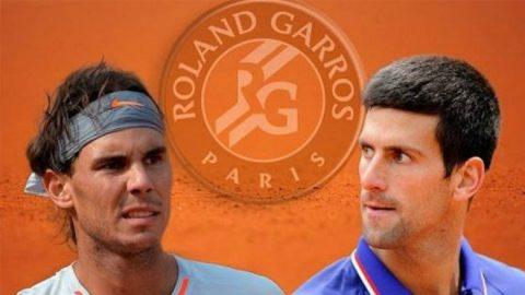 """Phân nhánh Roland Garros: """"Chung kết sớm"""" Nadal – Djokovic"""