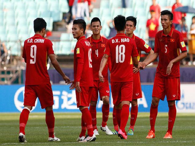 Thi đấu ấn tượng, 7 cầu thủ U20 Việt Nam được triệu tập lên ĐTQG