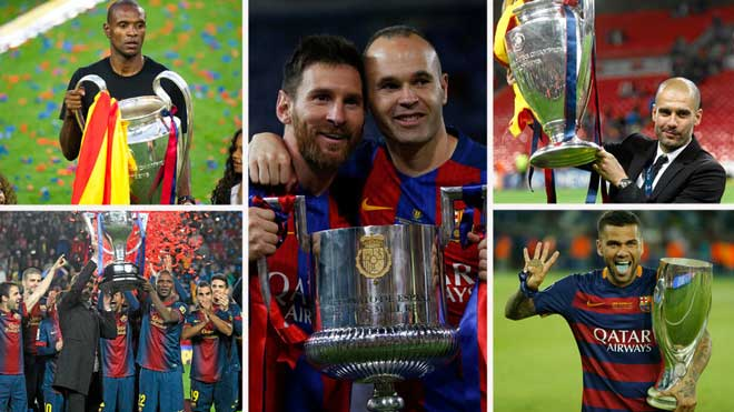"""10 năm Barca """"vua"""" danh hiệu: Đã đến lúc nhường Real thống trị"""