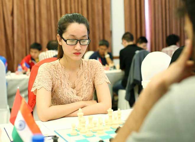 Tin thể thao HOT 31/5: Kim Phụng muốn là đại kiện tướng