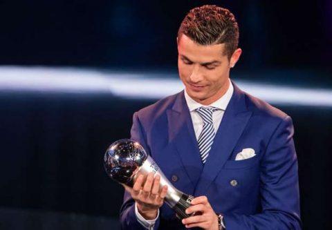 FIFA và động thái 'ưu ái' Ronaldo giành danh hiệu The Best 2017