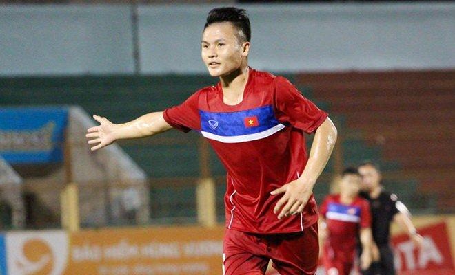 Đến lượt Quang Hải dính chấn thương, U20 Việt Nam phải tạm nghỉ tập 1 buổi