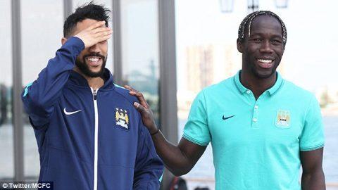 Chính thức: Man City chia tay hậu vệ người Pháp