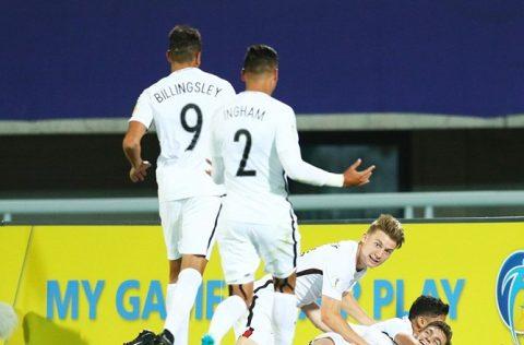 Đánh bại Honduras, U20 New Zealand chắc suất đi tiếp