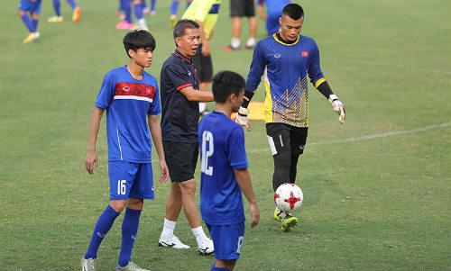 U20 Việt Nam – U20 Argentina: HLV Hoàng Anh Tuấn lo bị tâm lý