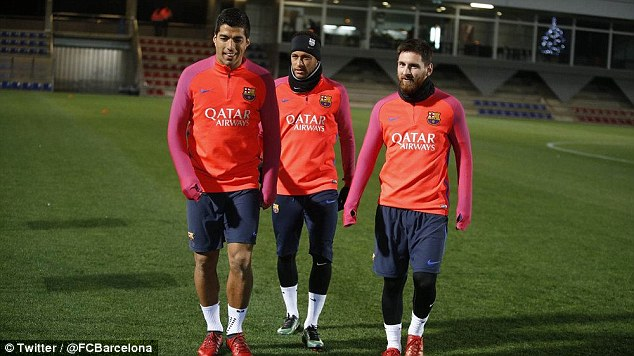 Barcelona tiếp tục đón nhận hung tin về lực lượng
