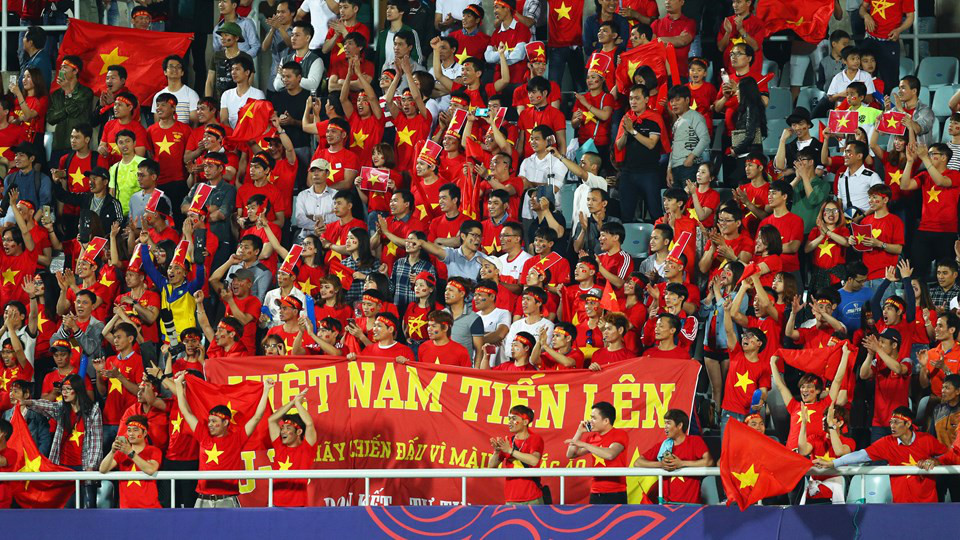 U20 Việt Nam lại khiến FIFA khen 'không tiếc lời'