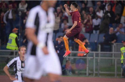 Juventus thua sốc Roma, Serie A có biến
