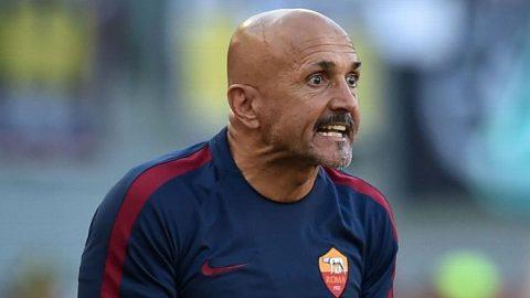 """Chống đối tượng đài Totti, HLV Roma chính thức bị """"xử đẹp"""""""