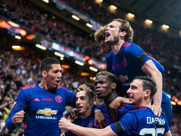 Tân vương Europa League hướng về quê nhà ngay sau khi đăng quang
