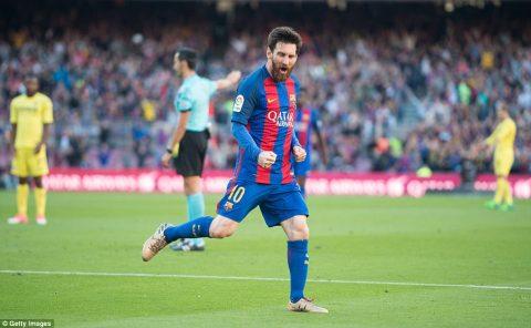 Messi luôn biết cách khiến thế giới phải nhắc đến anh