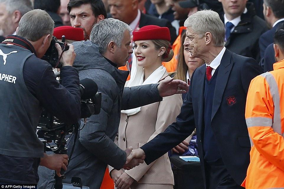 HLV Mourinho: Tôi mừng cho các CĐV Arsenal