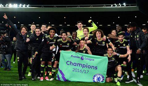 Vượt ải West Brom, Chelsea chính thức vô địch Ngoại hạng Anh trước 2 vòng