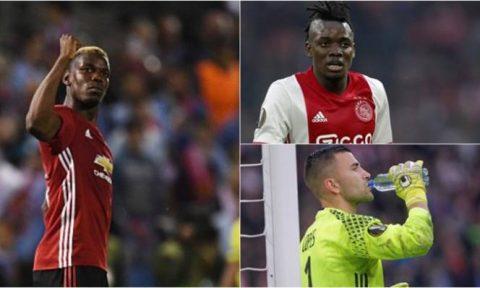 Đội hình tiêu biểu bán kết lượt đi Europa League: Ajax thống trị