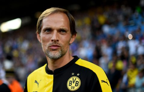 Dortmund sa thải Thomas Tuchel
