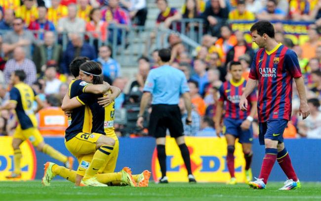 La Liga và những cuộc lật đổ vĩ đại: Real, Barca từng là nạn nhân