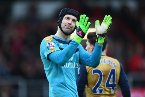 Petr Cech lỡ hẹn Chelsea ở Chung kết FA Cup
