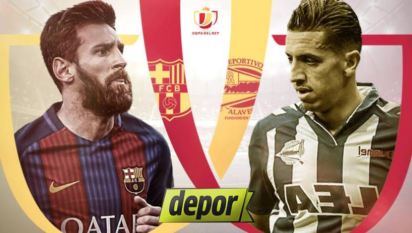 Barcelona vs Alavés, 02h30 ngày 28/05: Ngôi vua được định sẵn