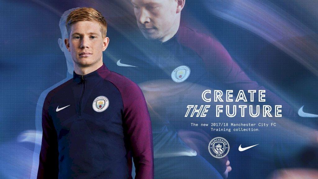 NÓNG: Man City chính thức ra mắt áo đấu mới