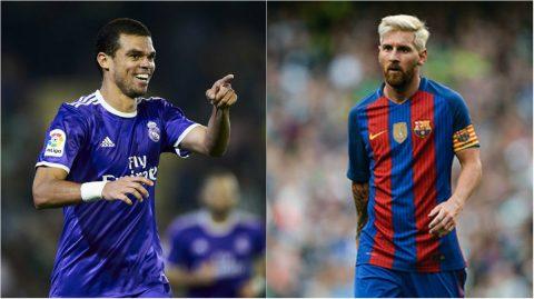 Tin chuyển nhượng 06/05: Pepe đạt thỏa thuận rời Real; Messi từ chối lương khủng của Barca