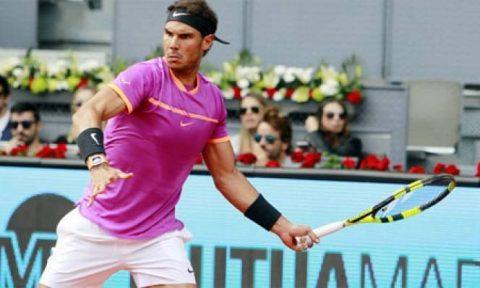Nadal nhọc nhằn tiến vào vòng 3 Madrid Masters