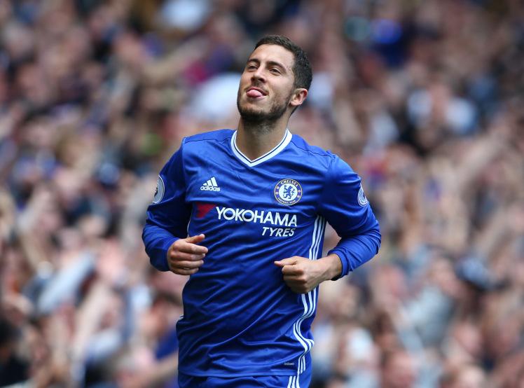 """Hazard: """"Nếu tôi gia hạn hợp đồng, Chelsea sẽ không đủ tiền mua Lukaku"""""""