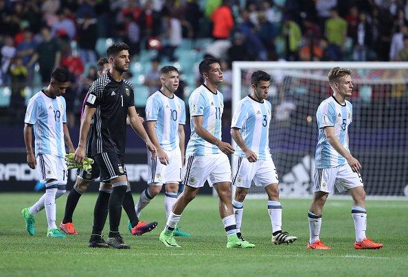 Sau lượt đấu thứ hai vòng bảng World Cup U20: Việt Nam ngang hàng Đức, Bồ Đào Nha, hơn cả Argentina