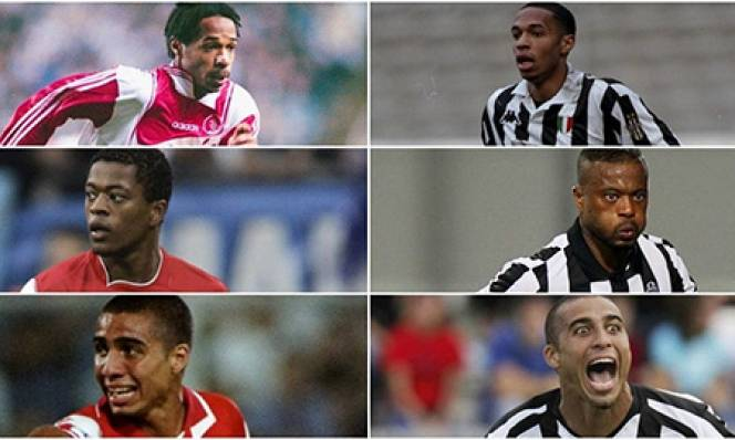 10 Ngôi sao từng khoác áo cả Monaco và Juventus