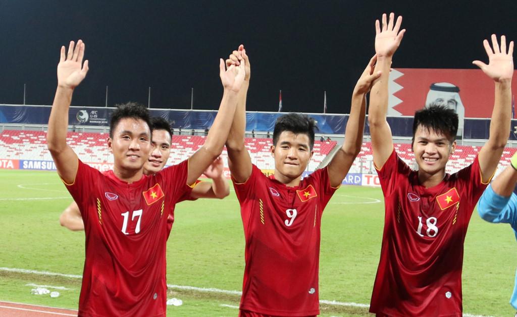 U20 Việt Nam chốt danh sách dự VCK U20 World Cup 2017