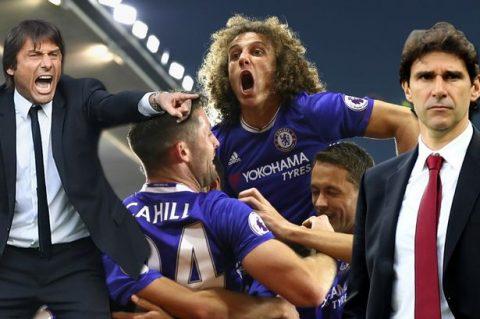 Chelsea vs Middlesbrough, 02h00 ngày 09/05: Nấc thang lên thiên đường