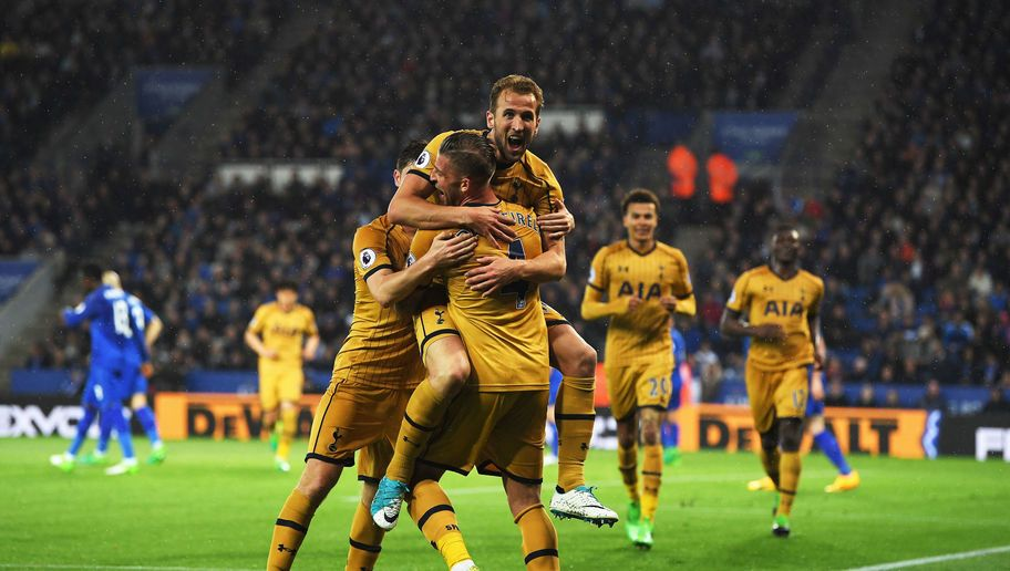 VIDEO: Leicester City 1-6 Tottenham (Vòng 37 Ngoại hạng Anh 2016/17)