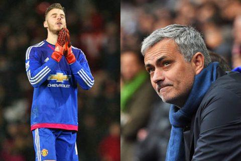 Mourinho lên tiếng chốt tương lai De Gea